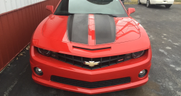 2010 Chevy Camaro 2LT ss/rs